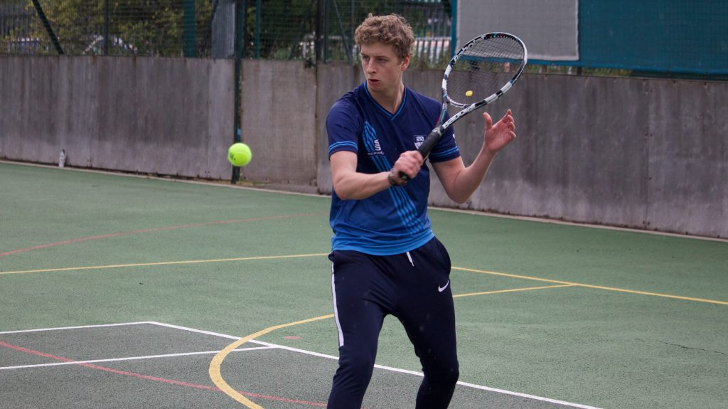 Kingston University Tennis: Cup defeat in the rain