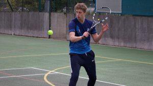 Kingston University Tennis: Cup defeat in the rain