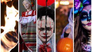 How Kingston University students celebrate Halloween around the world