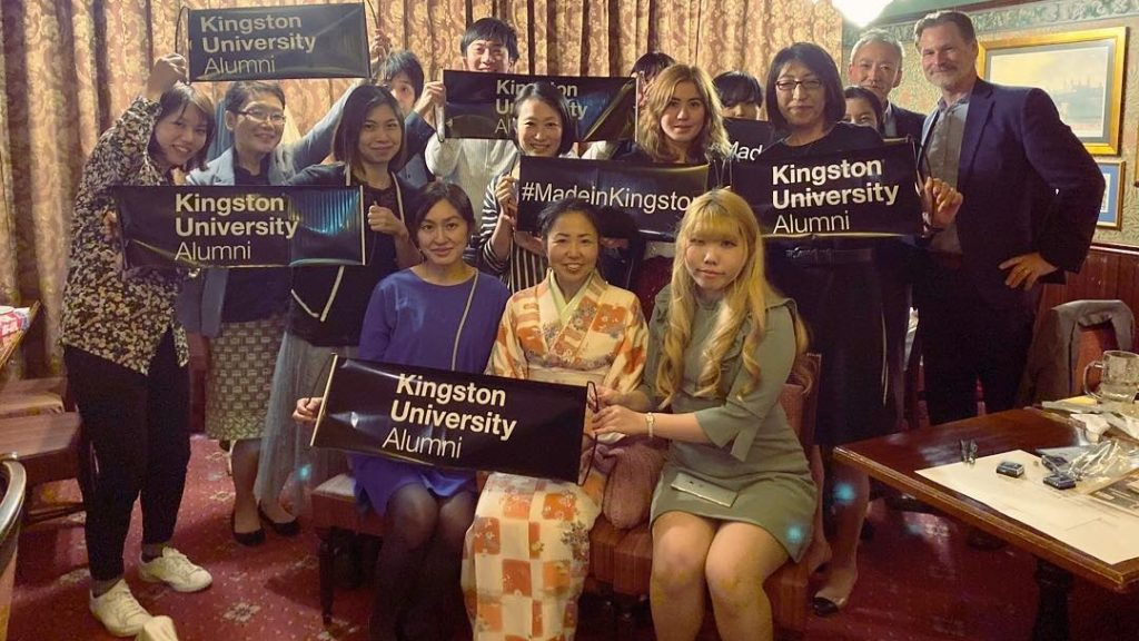 Kingston University hosts global alumni reunions in 15 countries