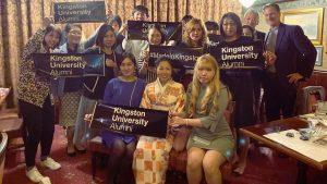 Kingston University hosts global alumni reunions in 15 countries