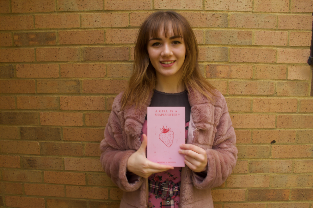 Kingston University student's debut poetry book tops Amazon charts