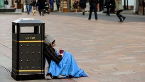 Homelessness is on the rise in Kingston