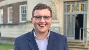 19-year-old politician wants Kingston University votes for general election