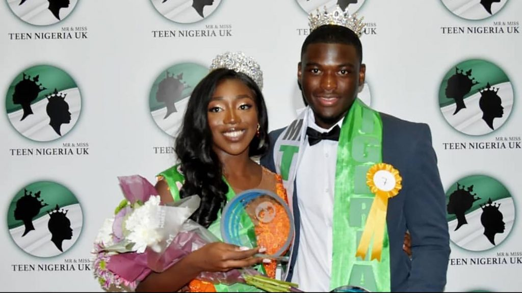 "Kingston University student voted first Mr Teen Nigeria UK: ""I almost missed my chance"""