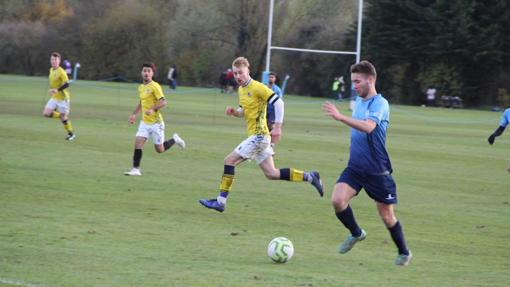 Football: Poor Kingston side gets thrashed by Brunel