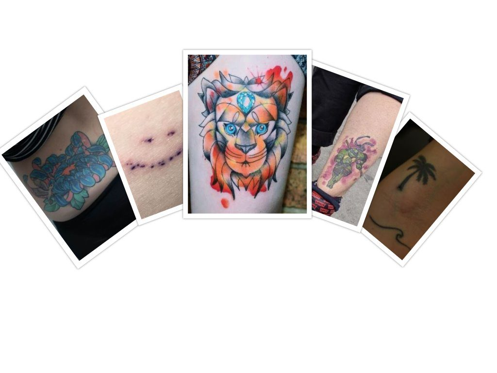 Terrible Tats from Kingston University students