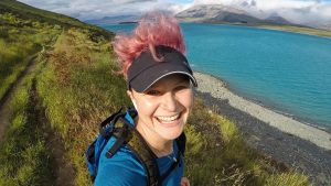 Barefoot runner urges Kingston University young women to face their fears and reach for the impossible