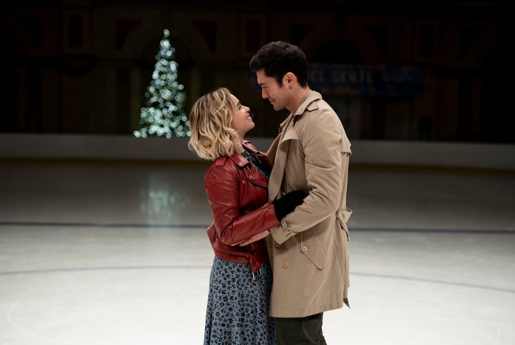 Last Christmas Review: A rom-com with the Wham! factor