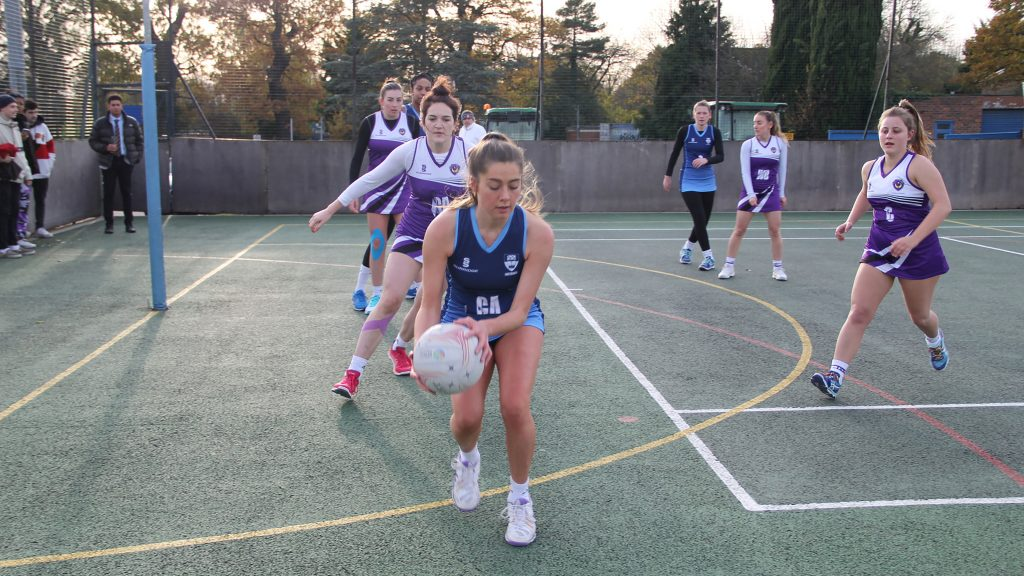 Kingston netball remains strong