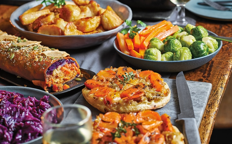 Meat-Free Alternatives To Your Christmas Dinner Favourites