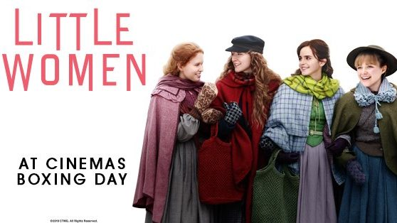 Little Women could be best movie to see this Christmas