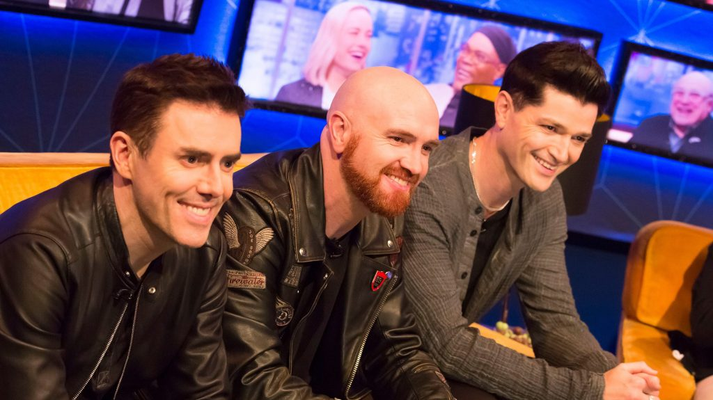 The newest album from Irish originated band The Script: all or nothing?