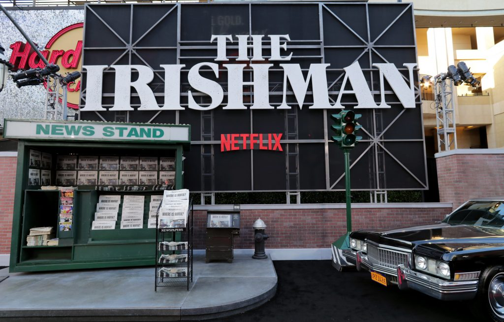 Netflix's The Irishman is perfect viewing for cold winter nights