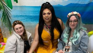 KU student gifts friend DragCon ticket for her birthday