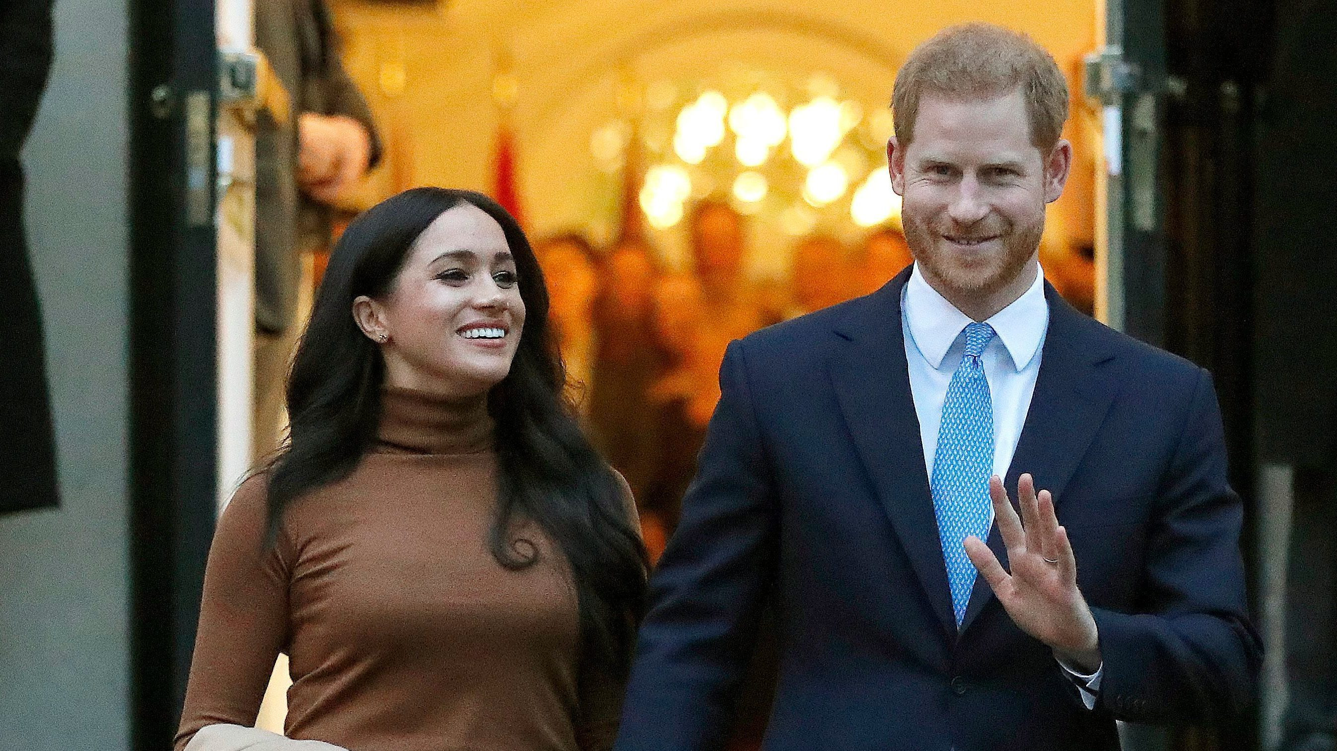 Prince Harry and Meghan Markle were right to step back from royal family, say KU survey