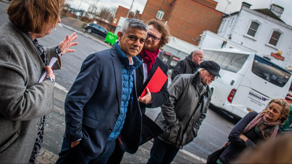 Sadiq Khan to keep Kingston graduates in London by building affordable houses