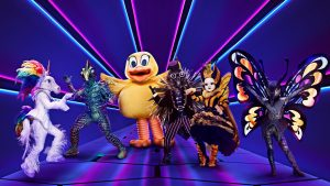 Unmasking ITV's new show The Masked Singer