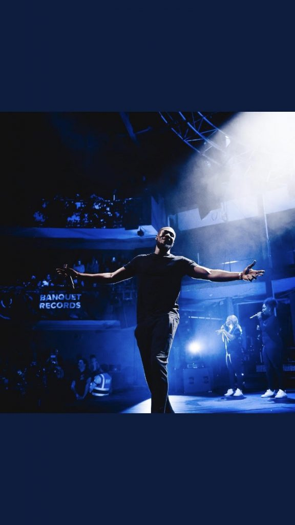 "Stormzy Rose Theatre performance was ""pure excellence"""