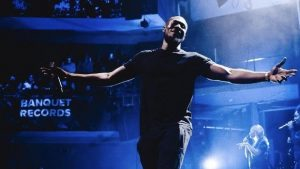 Stormzy Exclusive: Rapper sells out four intimate gigs in Kingston