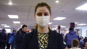 Was it because I am white? Nicole Pihan on coronavirus discrimination
