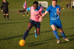 Chichester University's domination leaves Kingston University unable to keep up