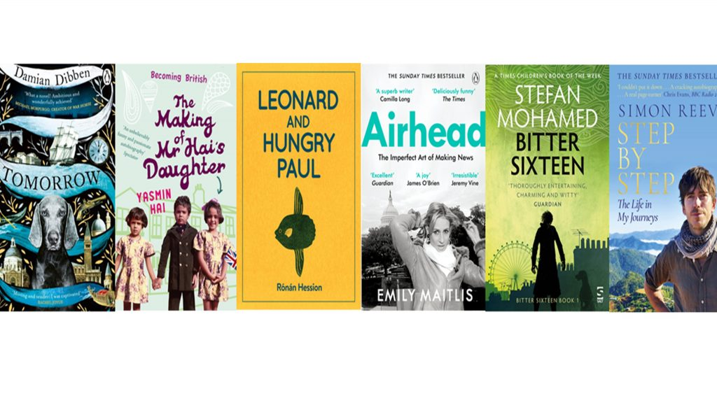 Kingston University 2020 Big Read shortlist announced