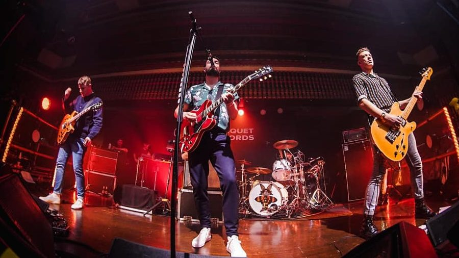 Courteeners in Kingston – No bottle job second time around for the Mancunian band