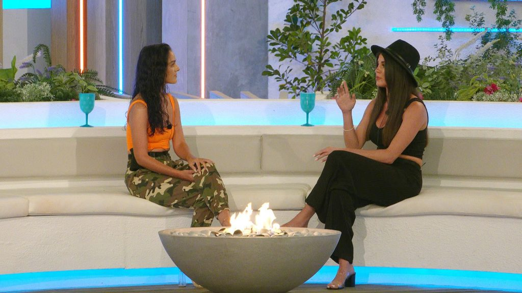 Week 3 Love Island roundup: drama, hypocrisy and first kisses