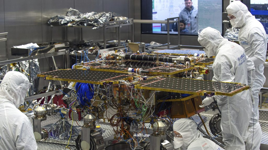Kingston University graduate helps build Europe's first Mars rover to look for evidence of life