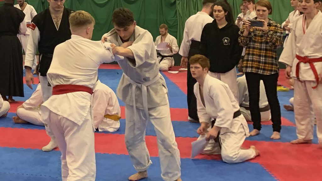 Kingston's smallest jiu jitsu team take home 12 medals