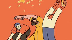 Illustration graduate designs anti-drink driving campaign