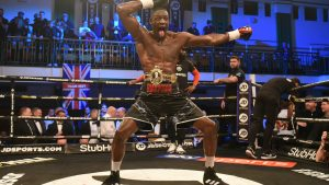 Kingston University boxing champion who refused to throw in the towel on university degree