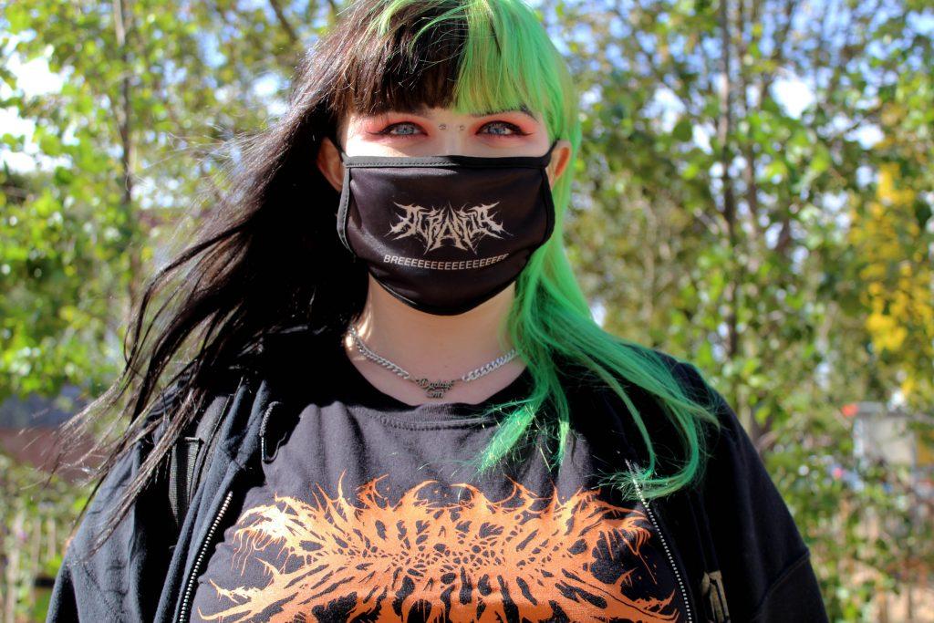 Fashionable masks: the new revolution