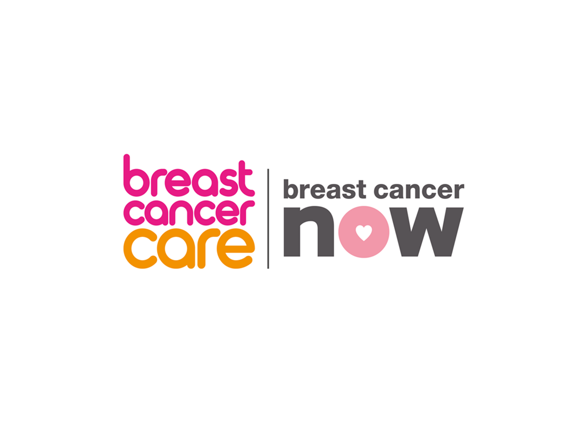 The logo for Breast Cancer Now