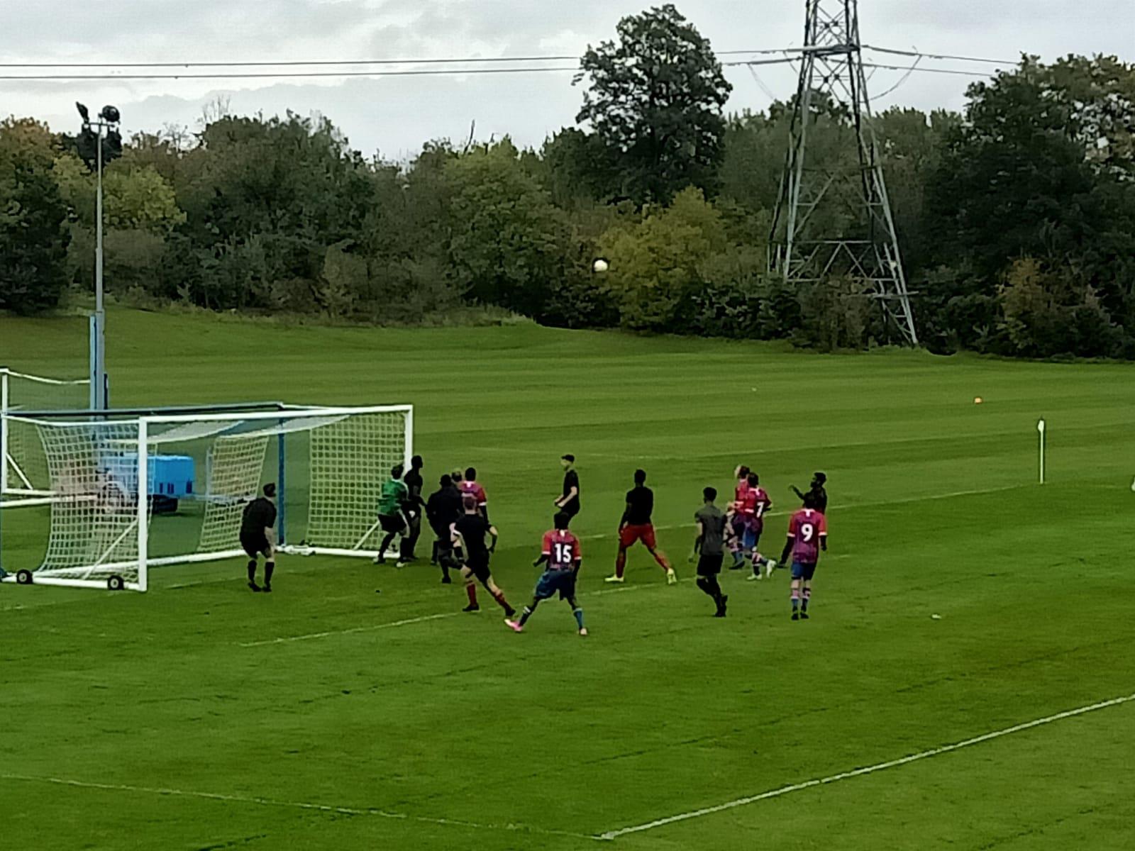 KU men's first team win against local rivals Roehampton