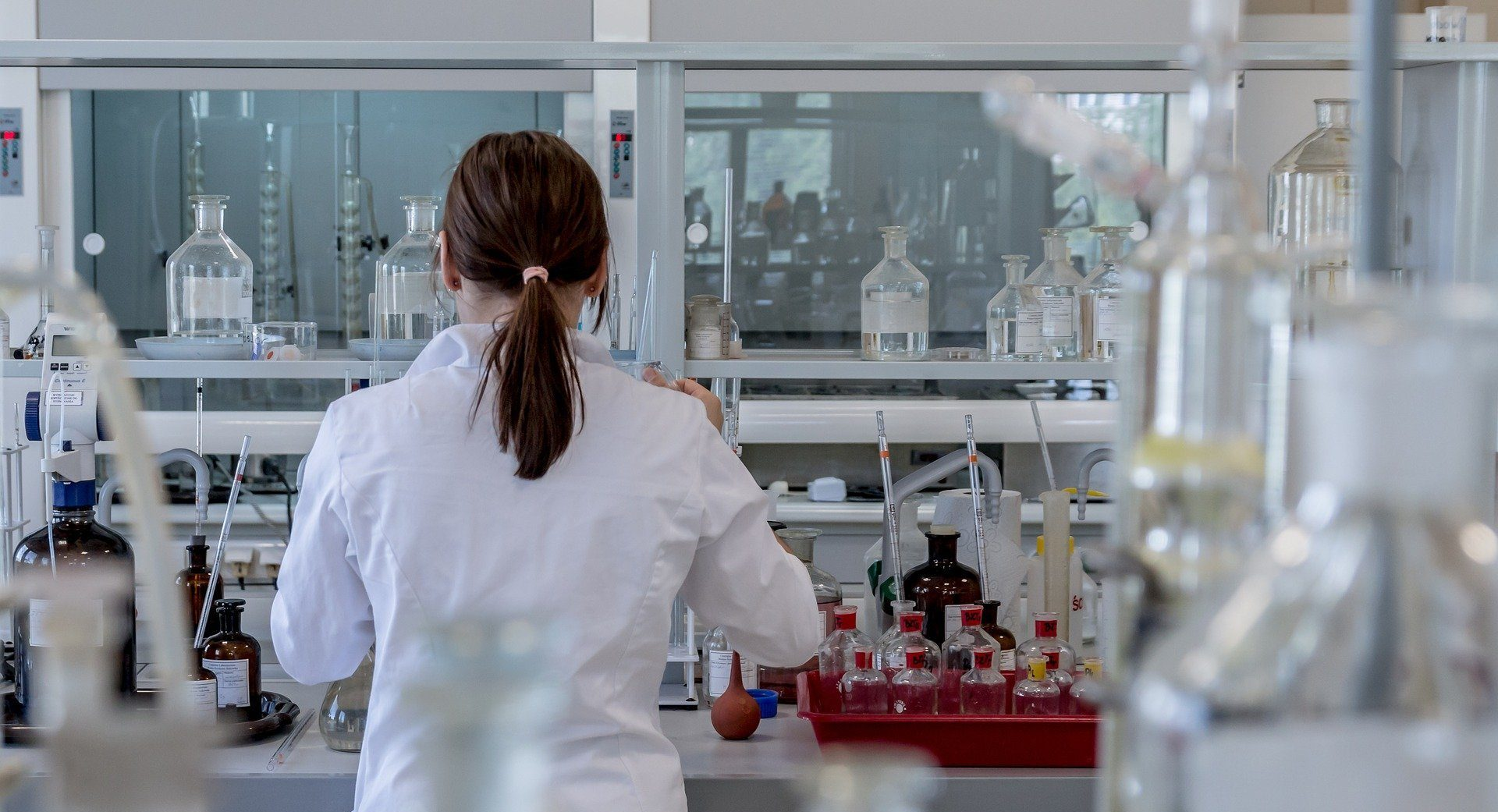 Laboratory testing.