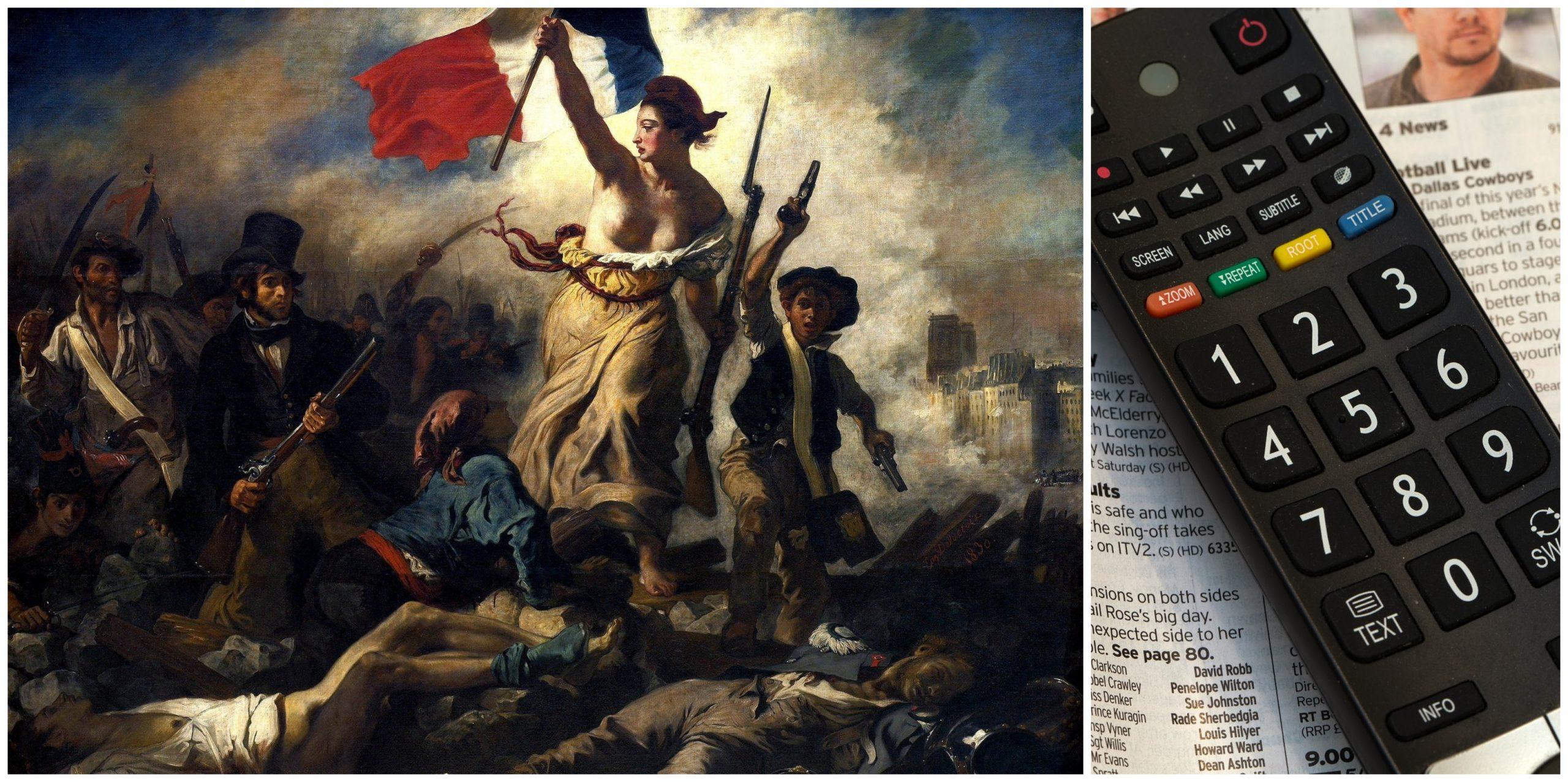 KU professor busts myths about French Revolution