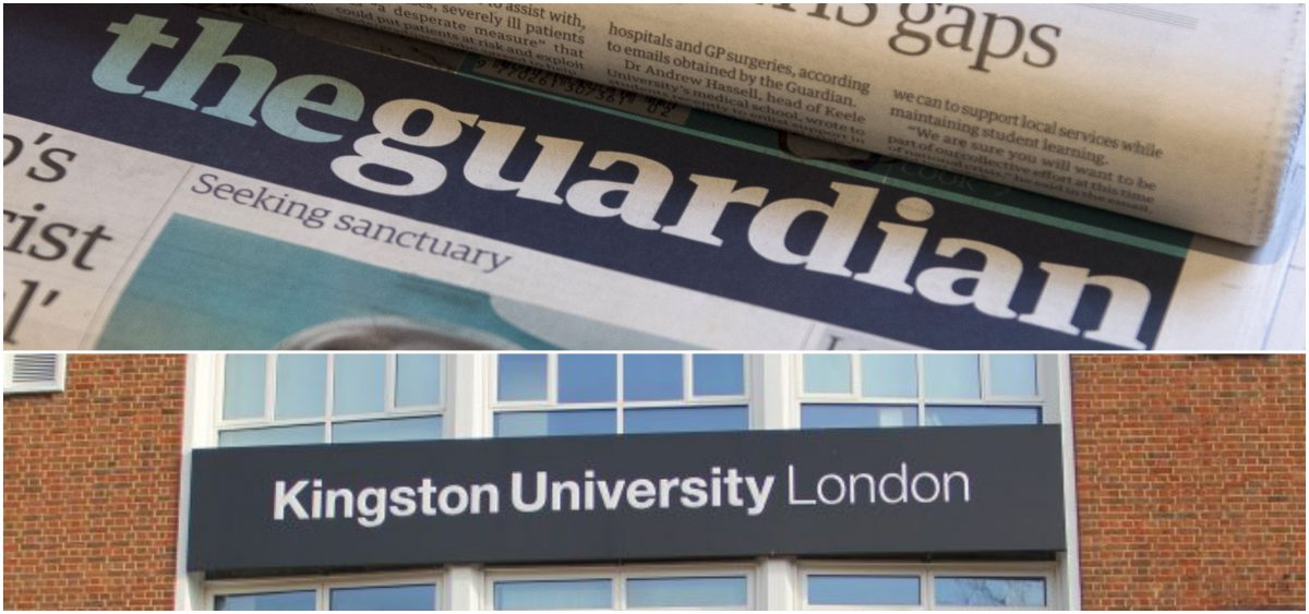 KU recognised in annual Guardian university awards