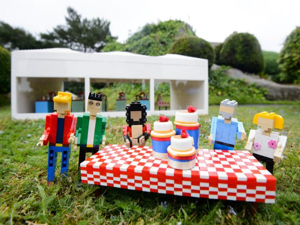 GBBO Tent