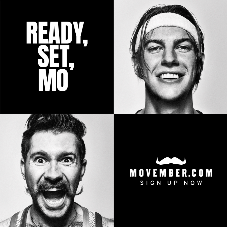 Movember: how you can help