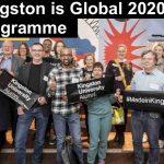 Kingston is global 2020 Programme