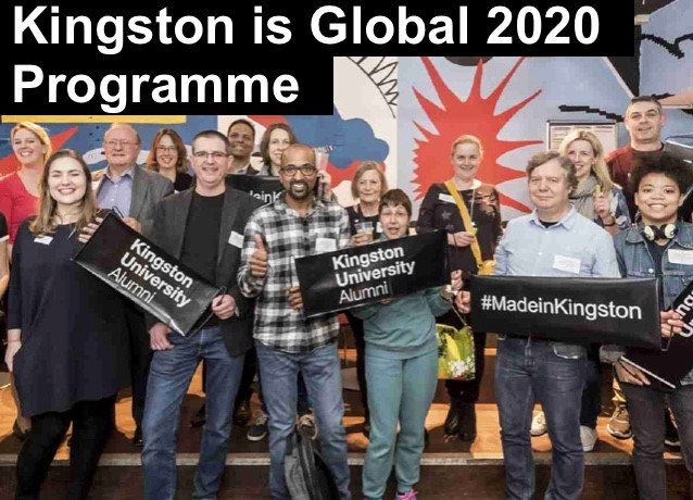 Kingston alumni from around the globe to meet virtually in networking event