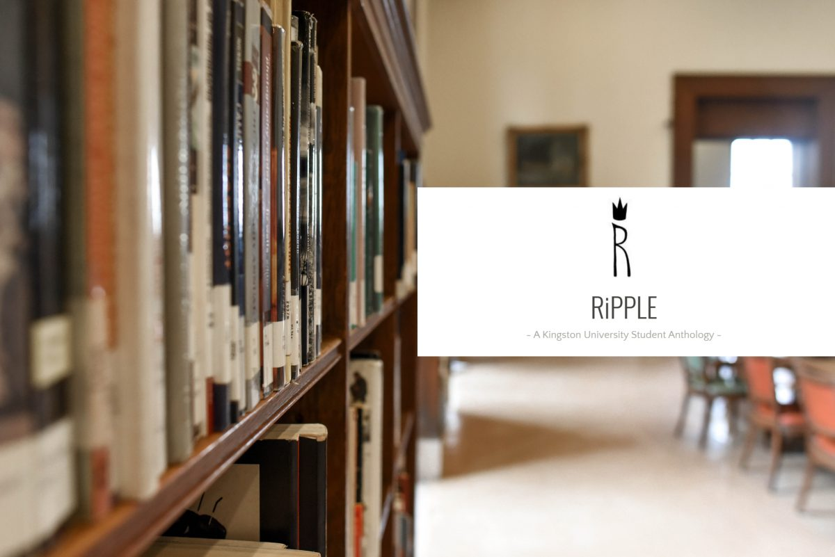 Creative writing anthology  RiPPLE on track for 2021