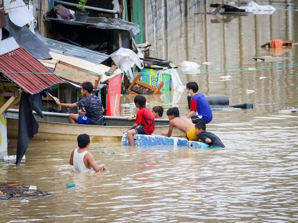 How does regions of The Philippines look after typhoon Ulysses