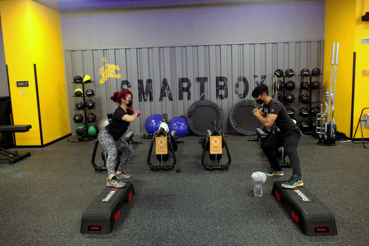 What will gyms look like after they reopen?
