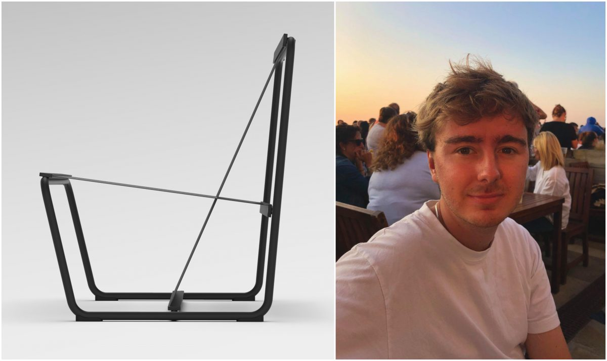 KU graduate wins prestigious design competition