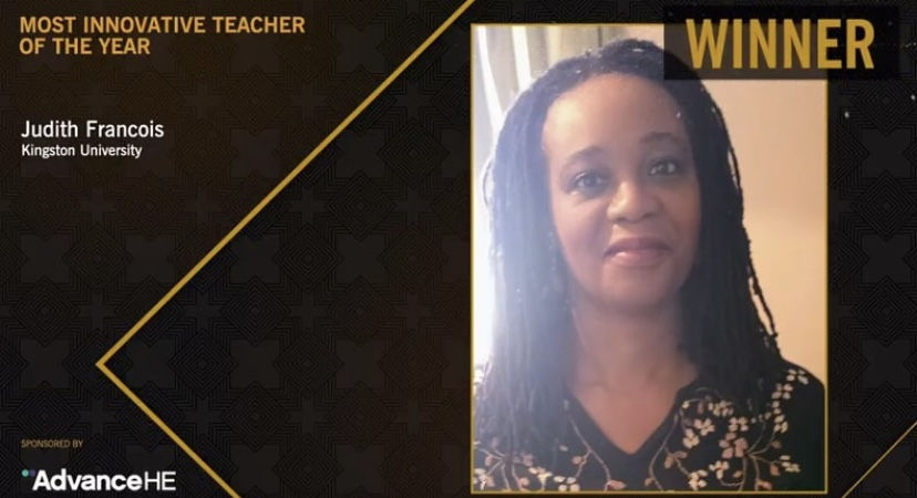 KU senior lecturer named Most Innovative Teacher of the Year