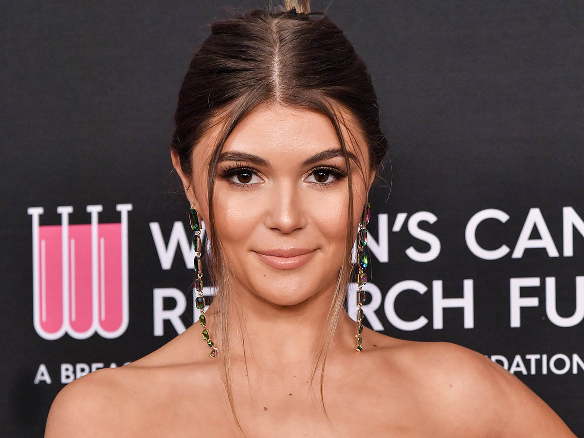 Influencer Olivia Jade at The Women's Cancer Research Fund