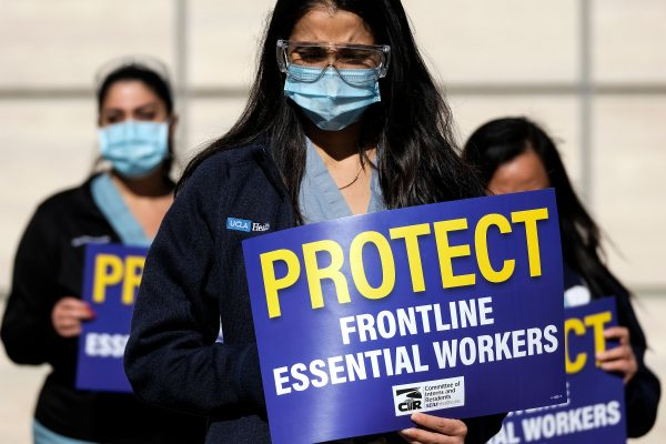 Health care workers and nurses